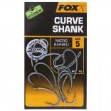 Куки FOX -ARMApoint-CURVE SHANK