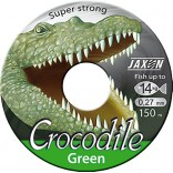 Влакно Crocodile Green 150м - Jaxon